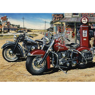 Outset Media Jack Pine Jigsaw Puzzle - Two for the Road