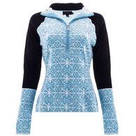 Icelandic Design Women's Lane Half-Zip Sweater