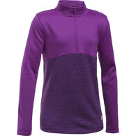 Under Armour Girls' UA Expanse 1/4-Zip Fleece