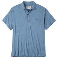 Mountain Khakis Men's Patio Polo Short-Sleeve Shirt