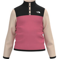 The North Face Youth Glacier Quarter Snap Pullover