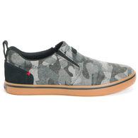 Xtratuf Men's Camo Canvas Sharkbyte Deck Shoe