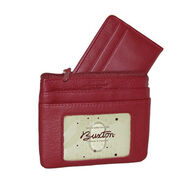 Buxton Women's Hudson Large ID Coin Card Case