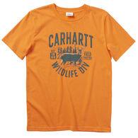Carhartt Youth Graphic Short-Sleeve T-Shirt