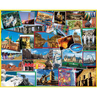 White Mountain Jigsaw Puzzle - Where in the World
