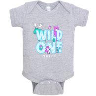 Lakeshirts Infant Wild One Bodysuit Onesie