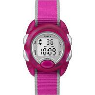 Timex Children's Digital Fabric Strap Watch