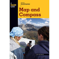 Basic Illustrated Map and Compass by Cliff Jacobson & Lon Levin