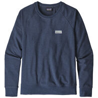 Patagonia Women's Pastel P6 Label Ahnya Crew Sweatshirt