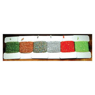 Hareline Solid Tinsel / Krystal Pearl Chenille Fly Tying Material