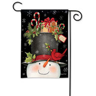 BreezeArt Hatful of Goodies Garden Flag