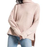 Z Supply Women's Rag Poets Andromeda Knit Turtleneck Sweater