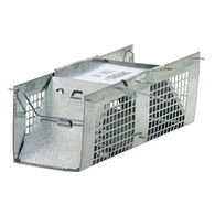 "Havahart 10"" Extra Small Two-Door Live Animal Cage Trap"