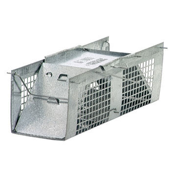 Havahart 10 Extra Small Two-Door Live Animal Cage Trap