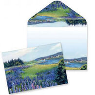 Cape Shore Lupine Meadows Boxed Notes