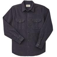 Filson Men's Moleskin Seattle Long-Sleeve Shirt
