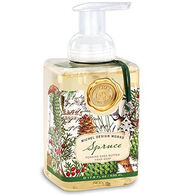 Michel Design Works Spruce Foaming Hand Soap, 17.8 oz.