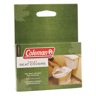 Coleman Toilet Seat Cover - 10 Pk.