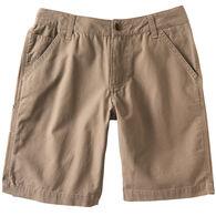 Carhartt Boys' Canvas Dungaree Short