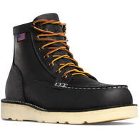 "Danner Men's Bull Run Moc Toe 6"" Work Boot"