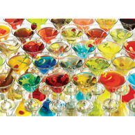 Outset Media Jigsaw Puzzle - Martinis
