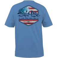 Salt Life Men's Ameriseas Short-Sleeve T-Shirt
