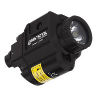 Nightstick TCM-550XL-GL 550 Lumen Compact Tactical Weapon-Mounted Light w/ Green Laser
