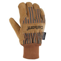 Carhartt Men's Insulated Suede Work Glove w/ Knit Cuff