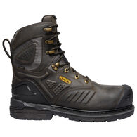 "Keen Men's CSA 8"" Philadelphia+ 8"" Carbon Fiber Toe 600g Insulated Waterproof Boot"