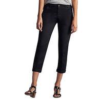 Lee Women's Essential Chino Crop Pant