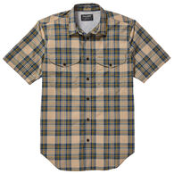 Filson Men's Twin Lakes Sport Plaid Short-Sleeve Shirt