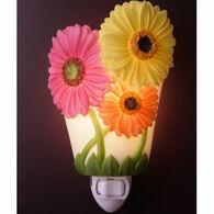 Ibis & Orchid Design Gerber Daisy Nightlight