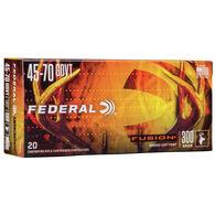Federal Fusion 45-70 Government 300 Grain SP Rifle Ammo (20)