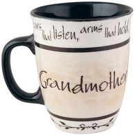 Carson Home Accents Heartnotes Grandmother Mug