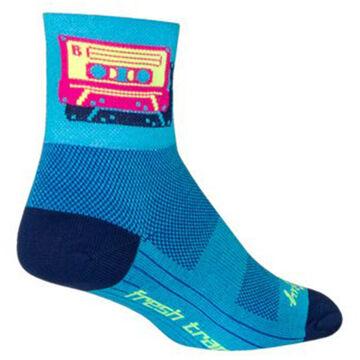 SockGuy Mens Mix Tape Sock