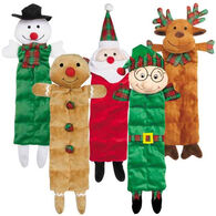 Grriggles Holiday Squeaktaculars Dog Toy