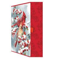 LPG Greetings Christmas Carolers w/Keepsake Box Christmas Cards