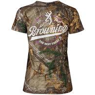 Browning Women's Barb Short-Sleeve T-Shirt