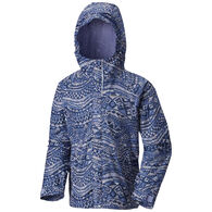 Columbia Girls' Fast & Curious Rain Jacket