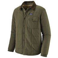 Patagonia Men's Isthmus Quilted Shirt Jacket
