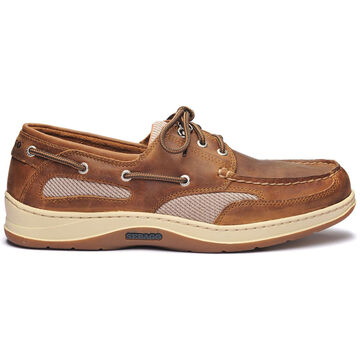 Sebago Mens Clovehitch II FGL Waxed Boat Shoe
