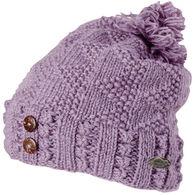 Turtle Fur Women's Nariwal Pom Wool Hat
