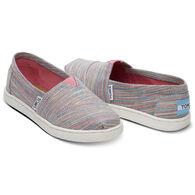 TOMS Girl's Classic Slip-On Shoe