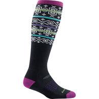 Darn Tough Vermont Women's Northstar Over-The-Calf Mid Cushion Ski/Board Sock