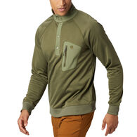 Mountain Hardwear Men's Norse Peak 1/2 Zip Pullover Fleece Shirt