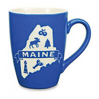 Cape Shore Way Life Should Be Etched Mug