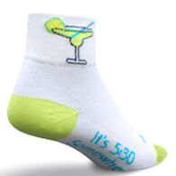 SockGuy Women's Margarita Bicycling Sock