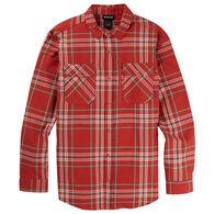 Burton Men's Brighton Performance Long-Sleeve Flannel Shirt