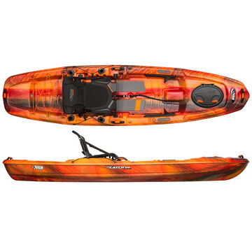 Pelican Catch 120 Sit-on-Top Fishing Kayak | Kittery Trading Post