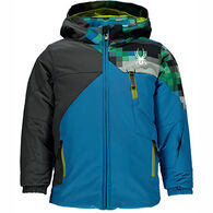 Spyder Active Sports Boy's Toddler Mini Ambush Jacket